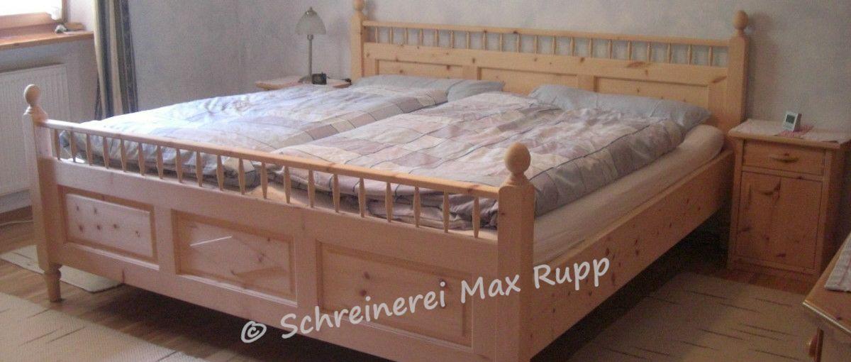 Betten Zirbenholz : Zirbenholz schlafzimmer betten metallfrei und
